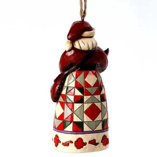 Sale Christmas Ornaments Canada: Jim Shore Ornament Canadian Santa