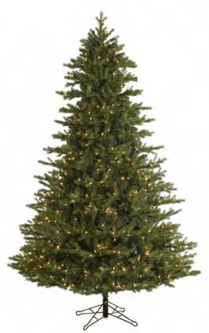 Ashland Christmas Trees.On Sale Ashland Spruce Pre Lit Artificial Christmas Tree