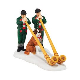 4042391 department 56 alpenhorn serenade alpine village mid year accessory