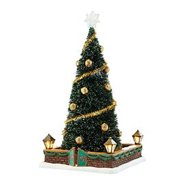 4042392 department 56 market square town tree alpine village