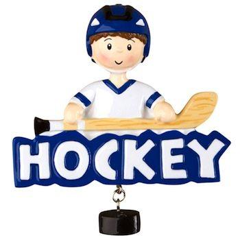 ogg259 hockey boy ornament