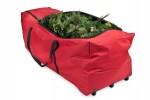 extra large rolling christmas tree storage bag