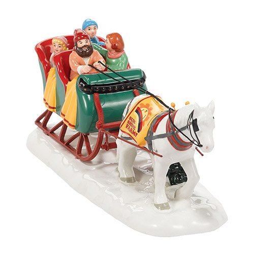 4036584 department 56 snow village sleigh ride