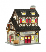 department 56 black forest restaurant