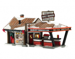 department 56 harley big tin drive in