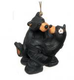 obf005 bear foot bears embrace ornament