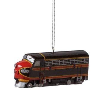 110969 classic train ornament