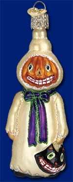 26056 old world christmas lil goblin ornament