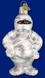 26058 old world christmas mummy ornament