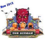 4044879 department 56 snow village halloween new 2015 the scream