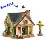 4044881 department 56 snow village halloween the scarecrow house new 2015