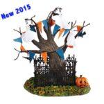 4044893 department 56 snow village halloween new 2015 halloween town tree