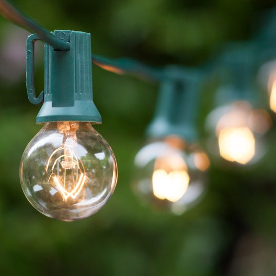 Patio Light Bulbs Round globe g30 light bulb box of 25 bistro replacement bulbs christmas lights workwithnaturefo