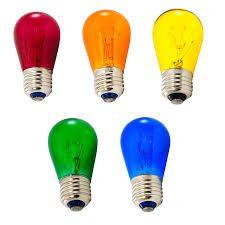 s14 box of 25 bulbs
