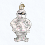 ow26058 old world christmas mummy halloween ornament