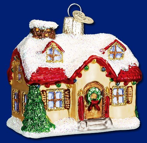 20032 old world christmas holiday home ornament