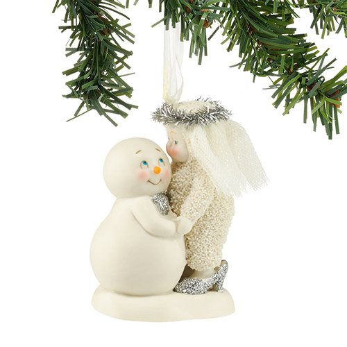 4045628 snowbabies you were made for me ornament
