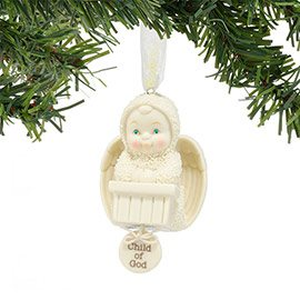 4045800 snow babies child of god ornament