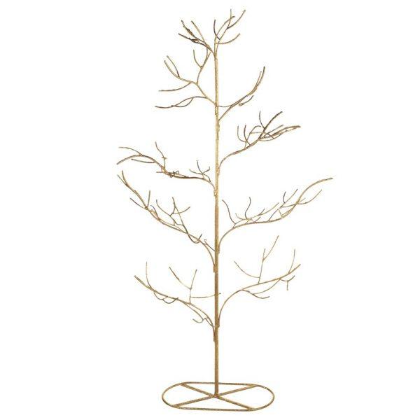gold twig tree unlit tree specialty tree