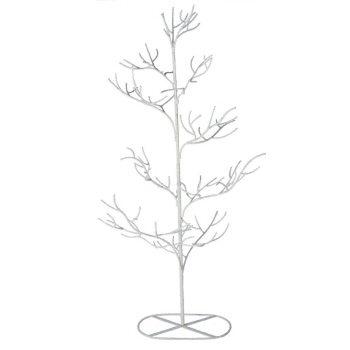 6 foot white wire tree alternative christmas tree