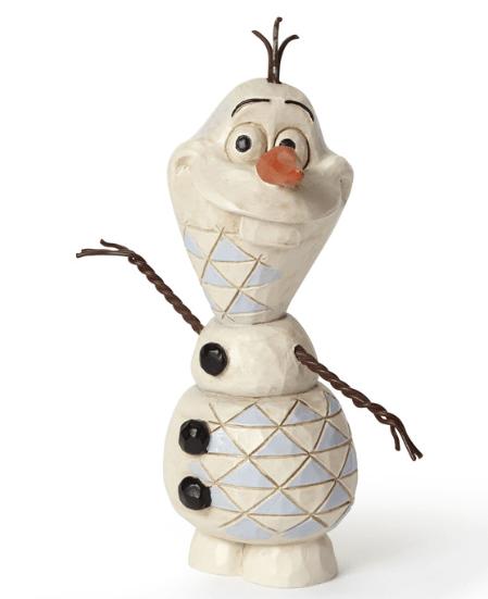 jim shore disney frozen olaf figurine