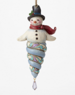 jim shore snowman icicle