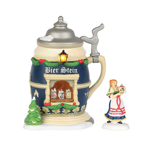 4035564 department 56 alpine village bier stein booth
