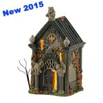 4049320 department 56 snow village halloween haunted crypt
