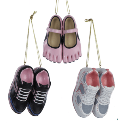 oam109 fitness sneakers ornaments