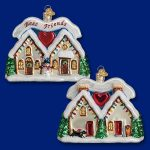 20067 old world christmas friendship ornament