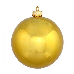 gold boxed ball ornaments gold ball ornament