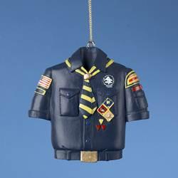 cub scout ornament