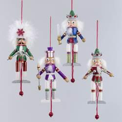 nutcracker pull toy ornaments