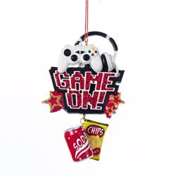 game on ornament video game ornament