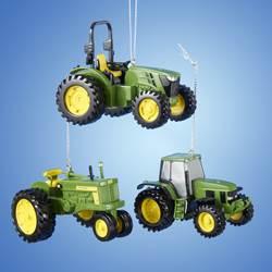 john deere tractor ornaments