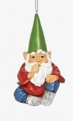 gnome in your home ornament