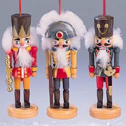 soldier nutcracker ornaments