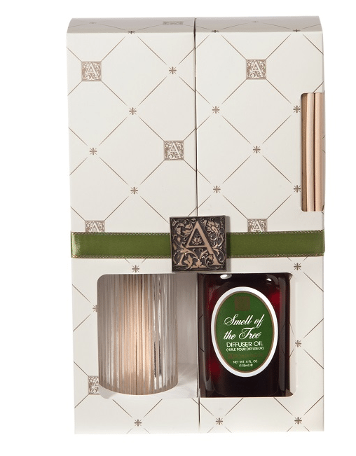 smell of the tree reed diffuser gift set