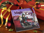 magic christmas key book