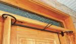 ac078 garland hanger for your front door