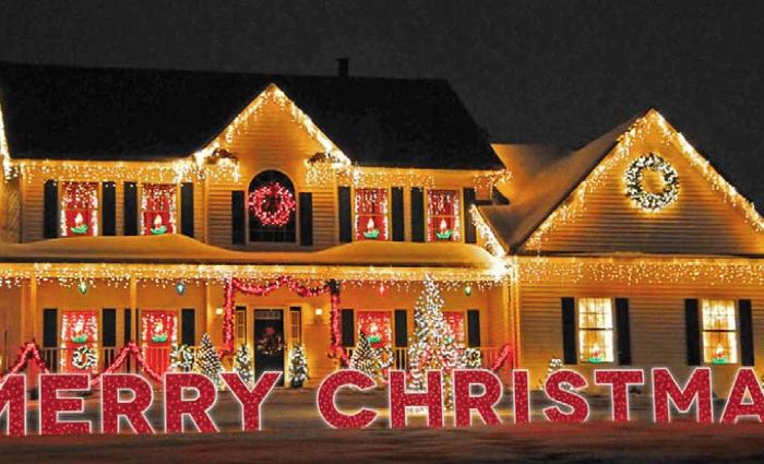 Christmas Lights ...
