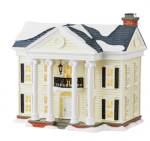 department 56 snow village boss shirleys house