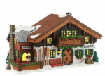av05 department 56 alpine village alpine ski lodge