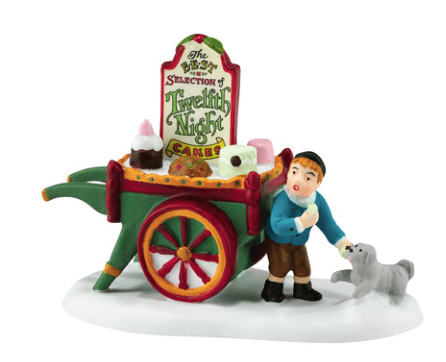department 56 dickens village new 2016 twelfth night temptation coordinates with kings cakes