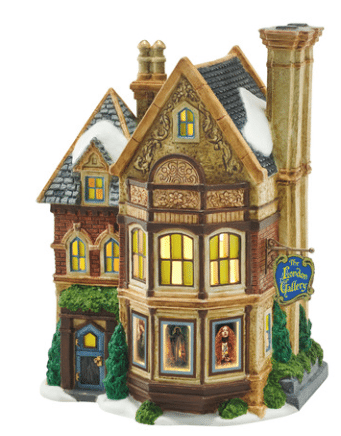 department 56 dickens village new 2016 building the london gallery