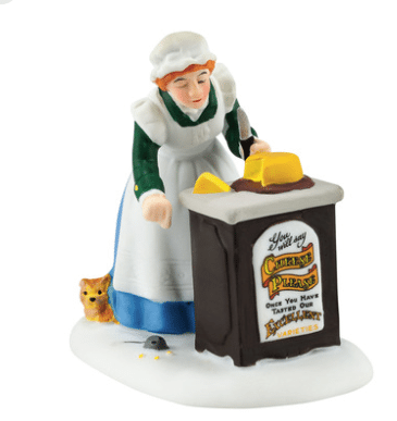 department 56 dickens village accessory cheese samples for all