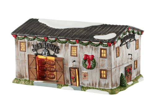 department 56 barrel house no7 new england village