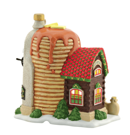 department 56 north pole sizzling griddle building new 2016