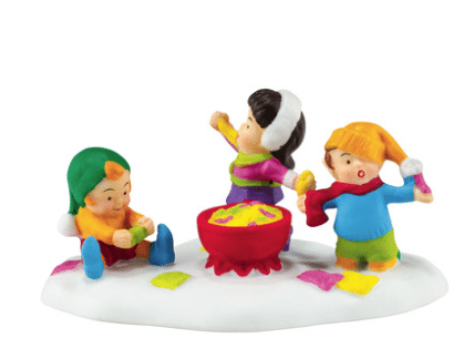 department 56 north pole taffy party new 2016 north pole accessory