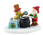 department 56 north pole accessory sizzling samples new 2016